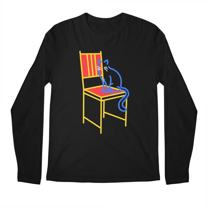 ANGEL Men's Regular Longsleeve T-Shirt by stephupsidefrown's Artist Shop