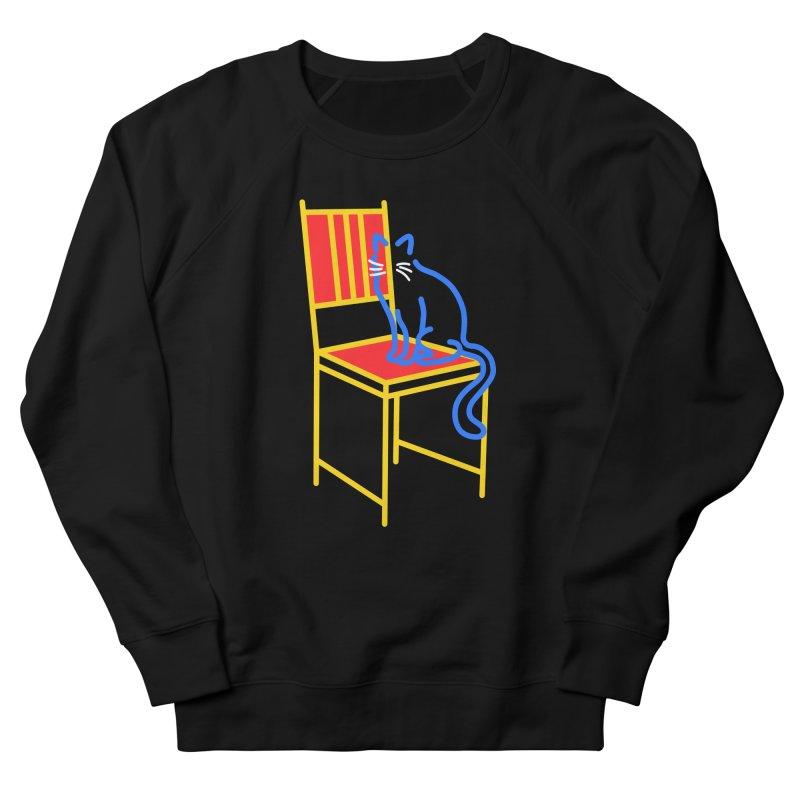 ANGEL Women's French Terry Sweatshirt by stephupsidefrown's Artist Shop