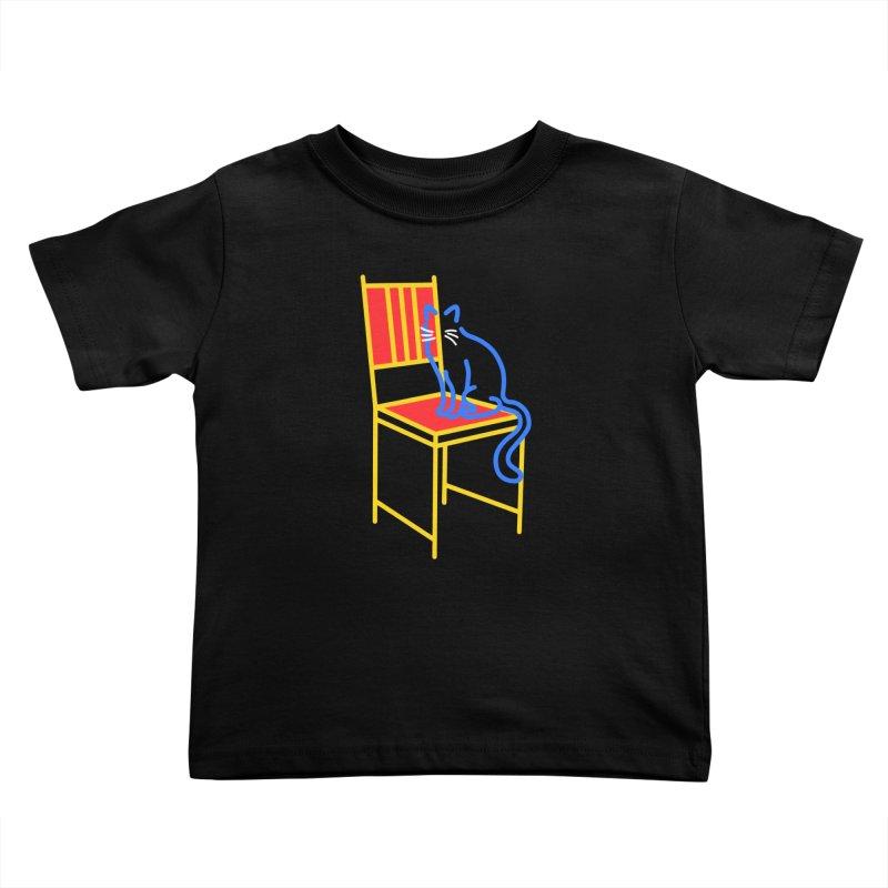 ANGEL Kids Toddler T-Shirt by stephupsidefrown's Artist Shop