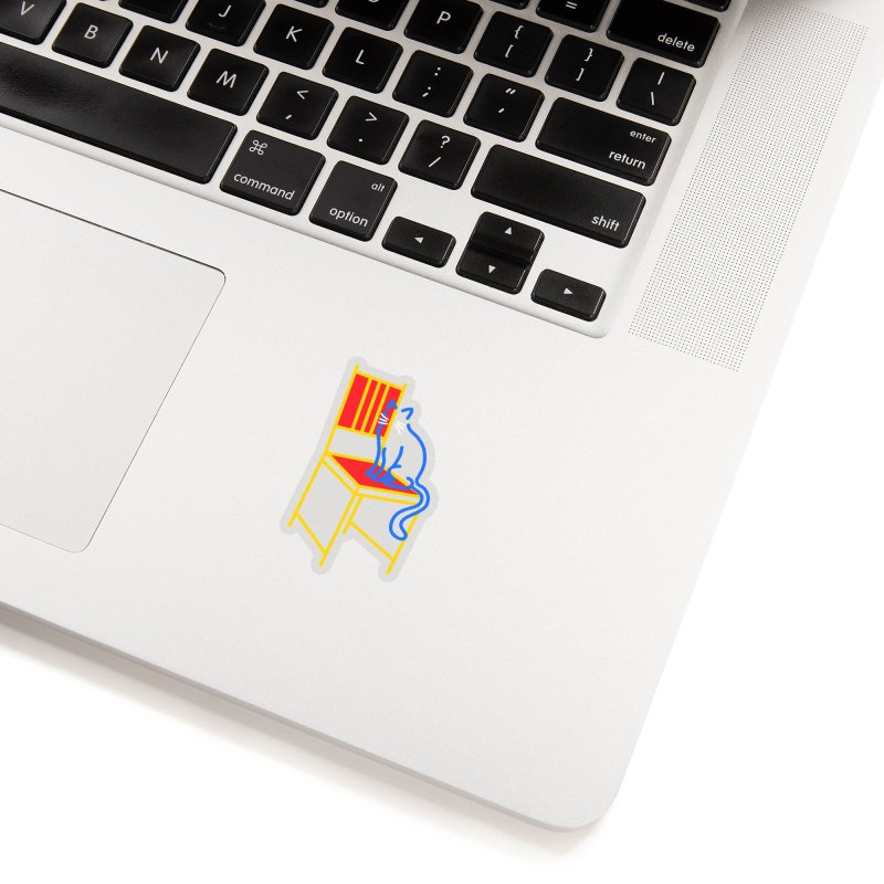 ANGEL Accessories Sticker by stephupsidefrown's Artist Shop