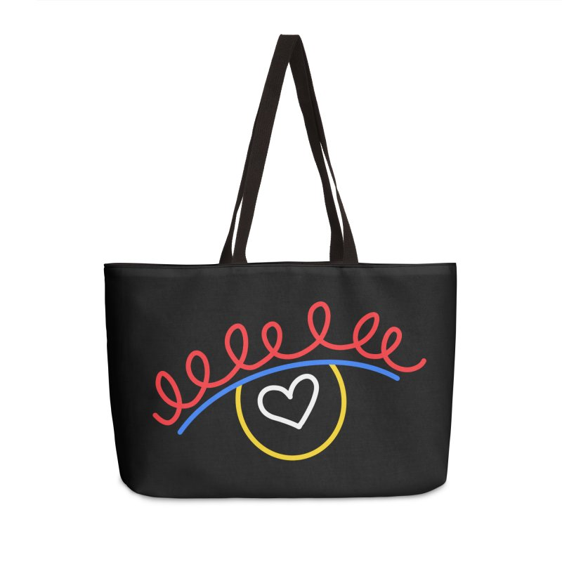 FLINE Accessories Bag by stephupsidefrown's Artist Shop