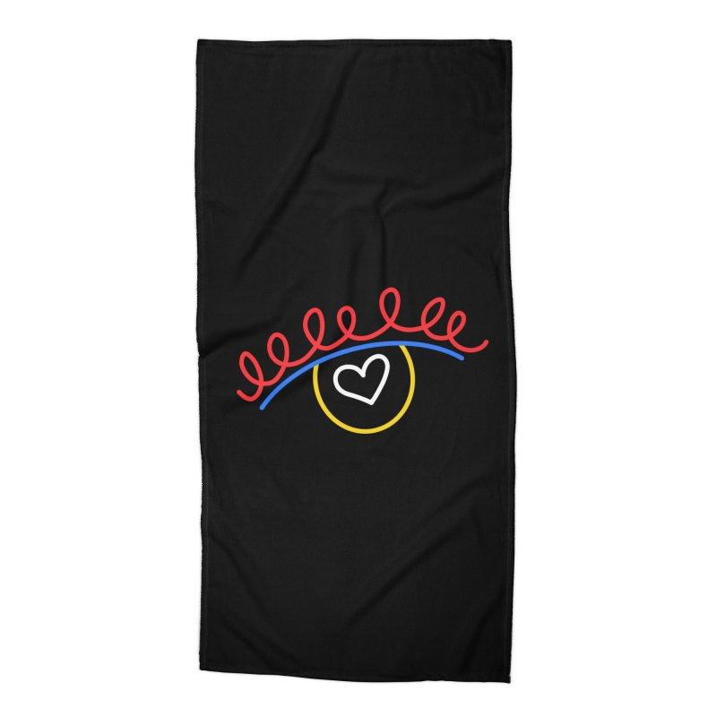 FLINE Accessories Beach Towel by stephupsidefrown's Artist Shop