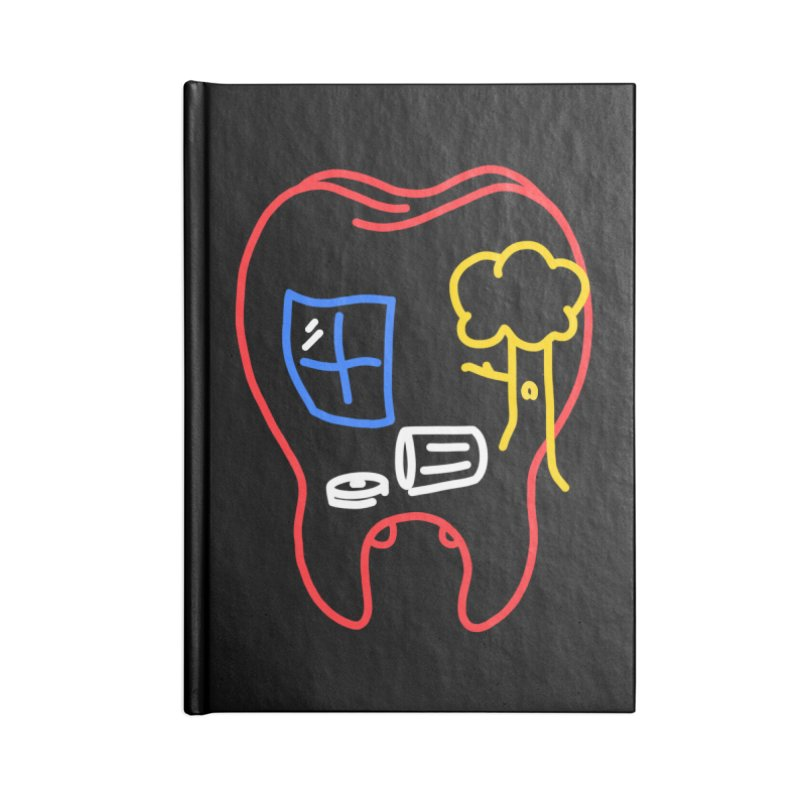 FALL Accessories Blank Journal Notebook by stephupsidefrown's Artist Shop