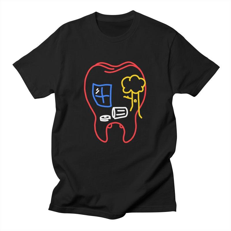 FALL Men's T-Shirt by stephupsidefrown's Artist Shop
