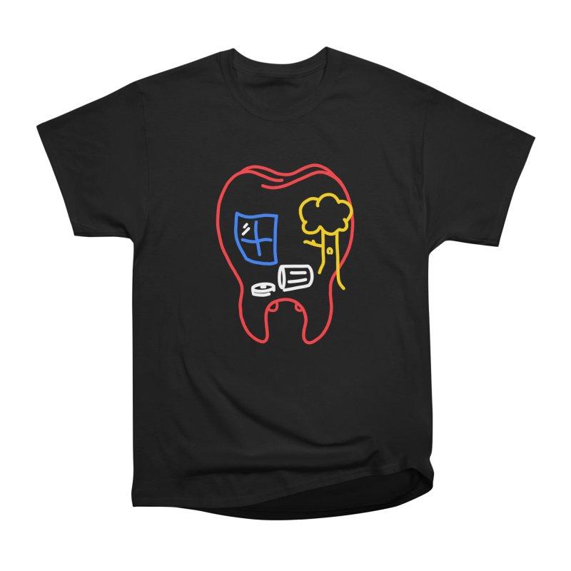 FALL Men's Heavyweight T-Shirt by stephupsidefrown's Artist Shop
