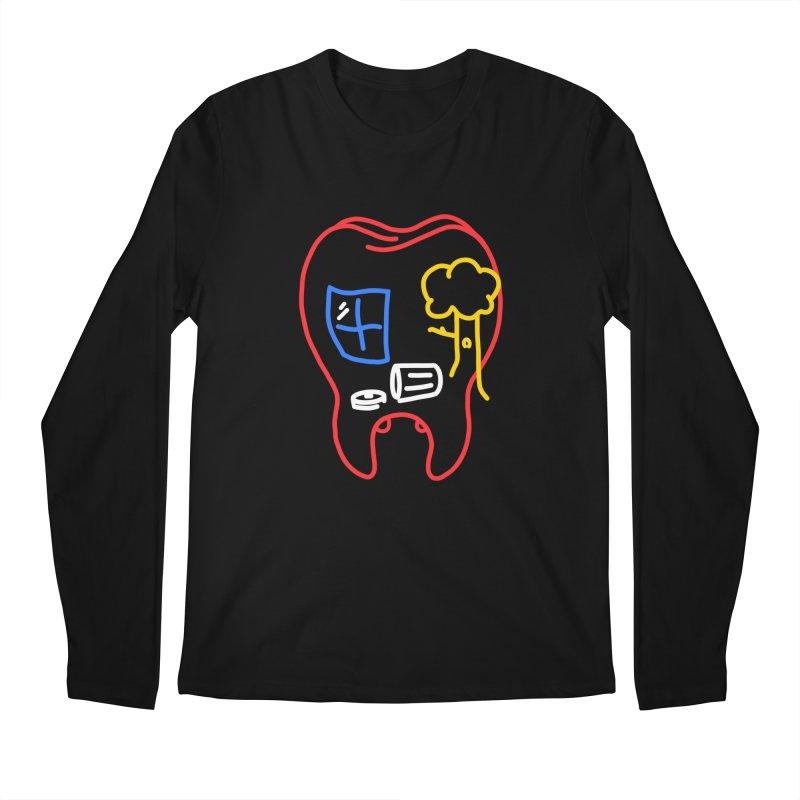 FALL Men's Regular Longsleeve T-Shirt by stephupsidefrown's Artist Shop