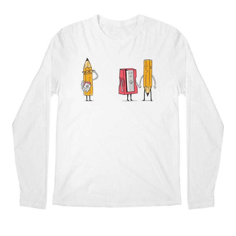 It's love Men's Regular Longsleeve T-Shirt by steppeua's Artist Shop