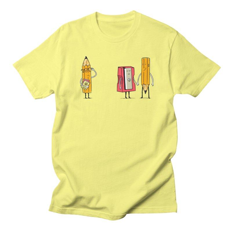 It's love Men's Regular T-Shirt by steppeua's Artist Shop