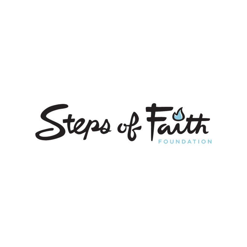 Steps of Faith Men's T-Shirt by stepsoffaith's Artist Shop