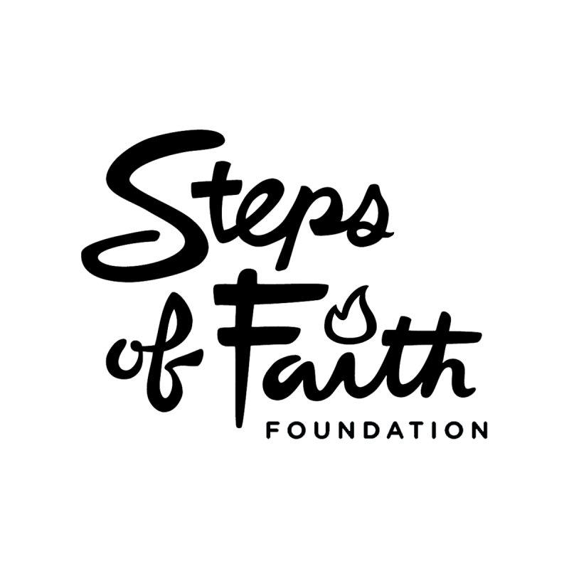 Steps of Faith_Black  by Steps of Faith