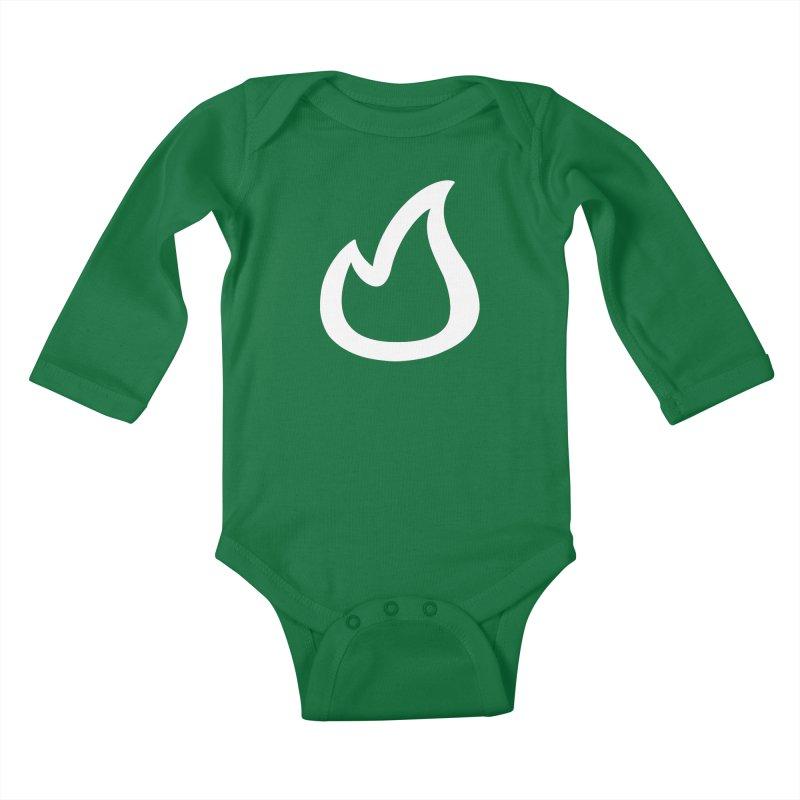 SOFicone  Kids Baby Longsleeve Bodysuit by stepsoffaith's Artist Shop