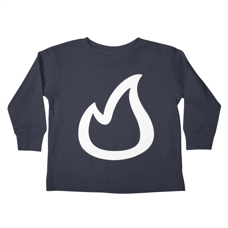 SOFicone  Kids Toddler Longsleeve T-Shirt by stepsoffaith's Artist Shop