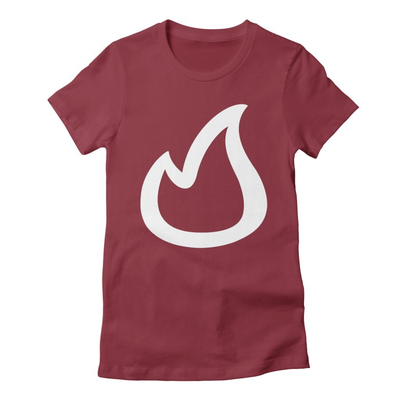 SOFicone  Women's Fitted T-Shirt by stepsoffaith's Artist Shop