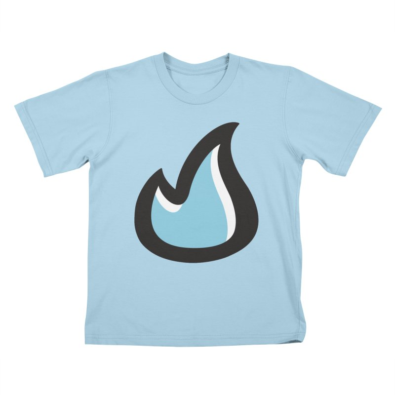 SOFicone Kids T-Shirt by stepsoffaith's Artist Shop
