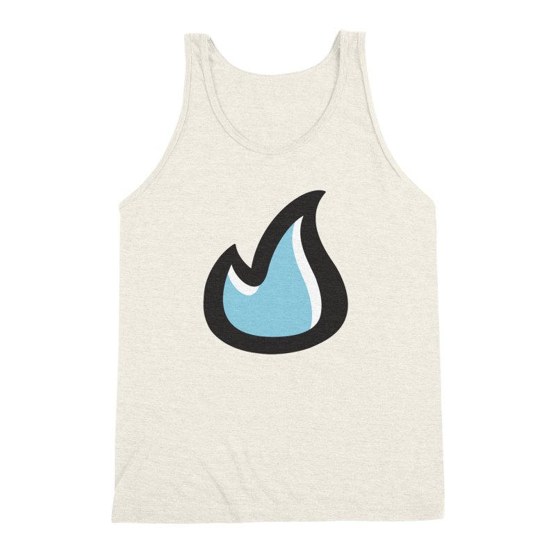 SOFicone Men's Triblend Tank by Steps of Faith