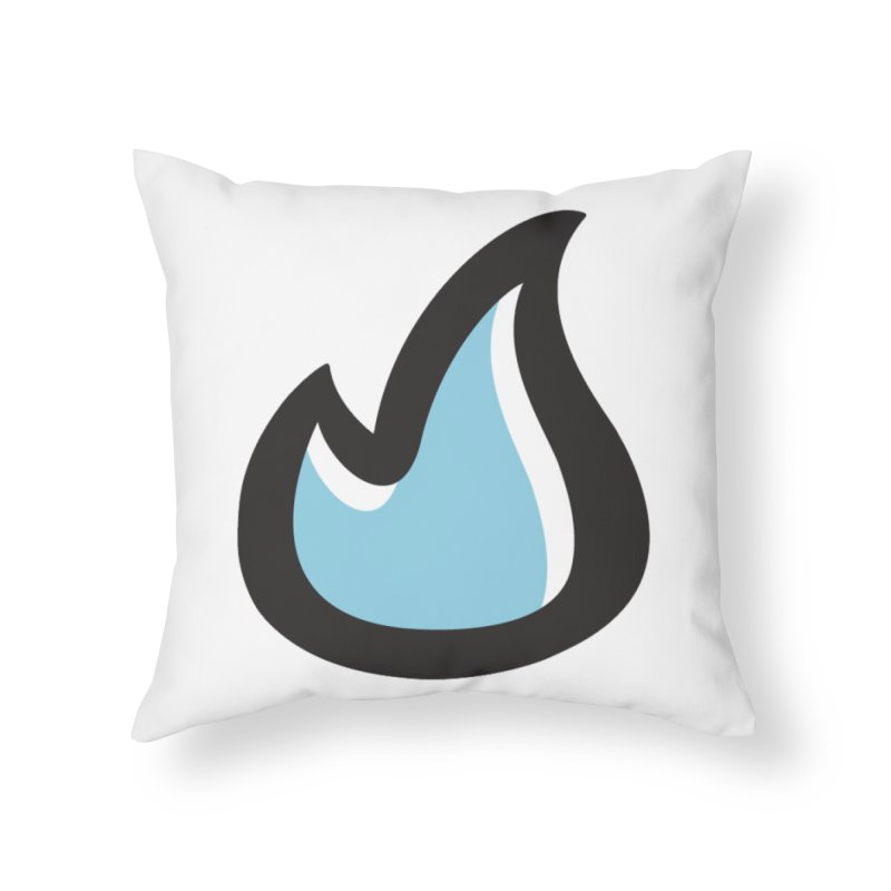 SOFicone Home Throw Pillow by Steps of Faith