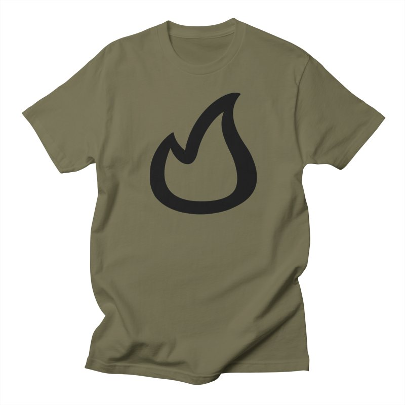 SOFicone Black Men's Regular T-Shirt by stepsoffaith's Artist Shop