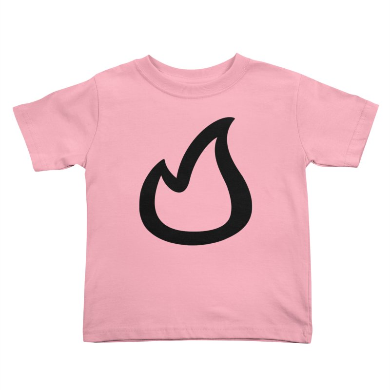 SOFicone Black Kids Toddler T-Shirt by Steps of Faith