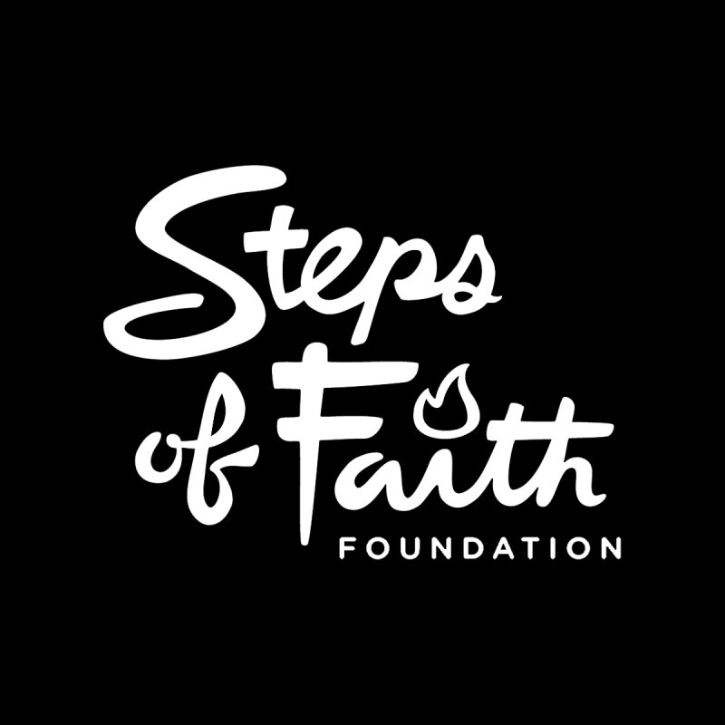 Steps of Faith_White by Steps of Faith