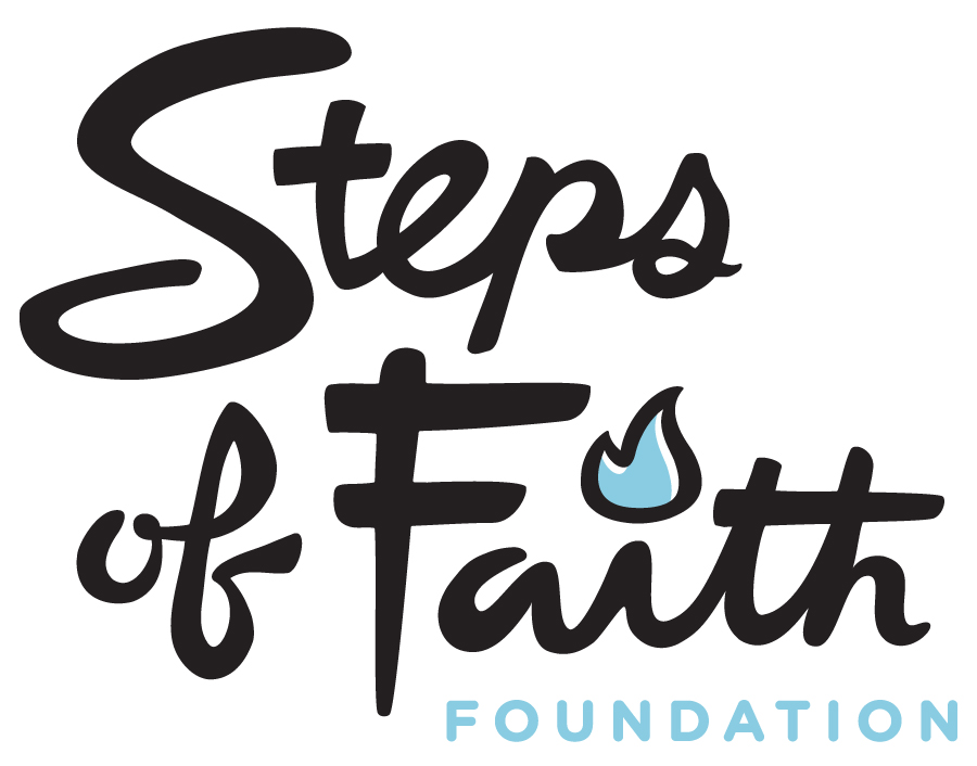Steps of Faith Logo
