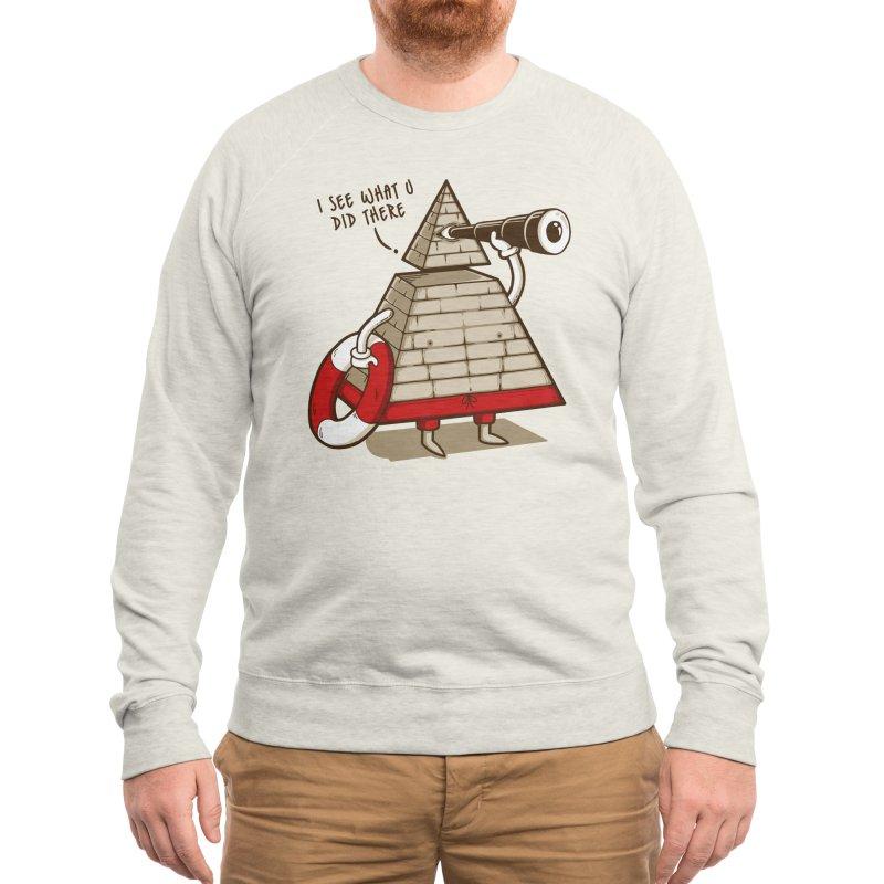 Beach Guard Men's Sweatshirt by stereomode's Artist Shop