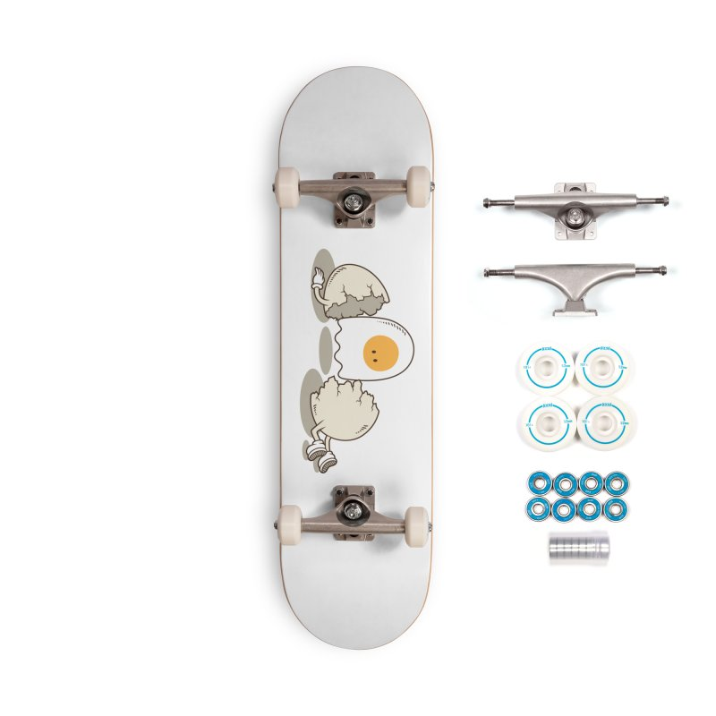 SOUL Accessories Skateboard by stereomode's Artist Shop