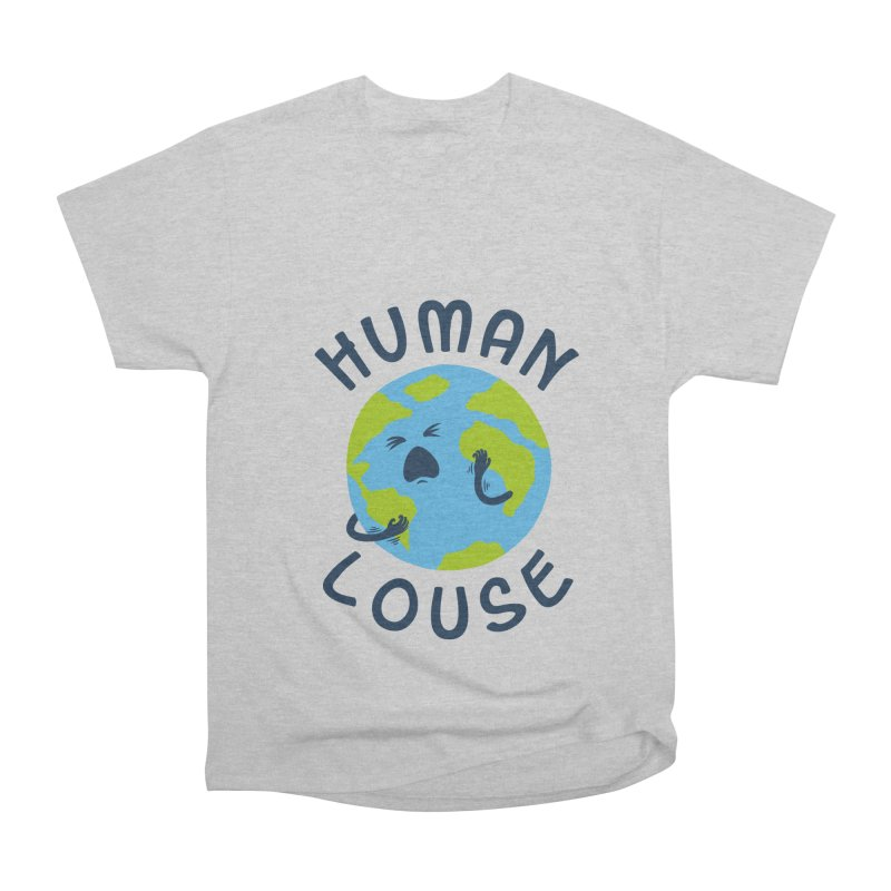 Human louse Men's Heavyweight T-Shirt by stereomode's Artist Shop
