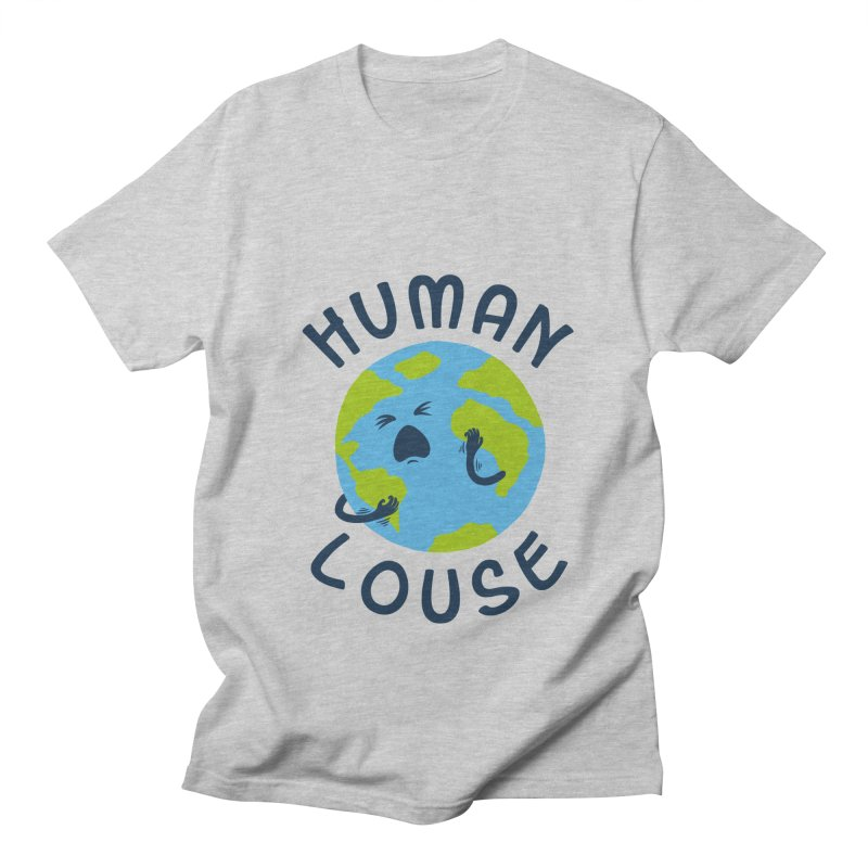 Human louse Women's Unisex T-Shirt by stereomode's Artist Shop
