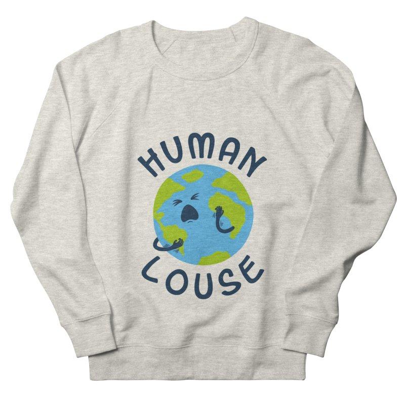 Human louse Women's Sweatshirt by stereomode's Artist Shop