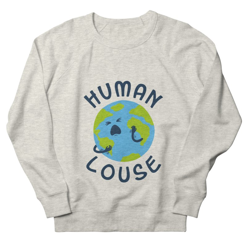 Human louse Men's Sweatshirt by stereomode's Artist Shop