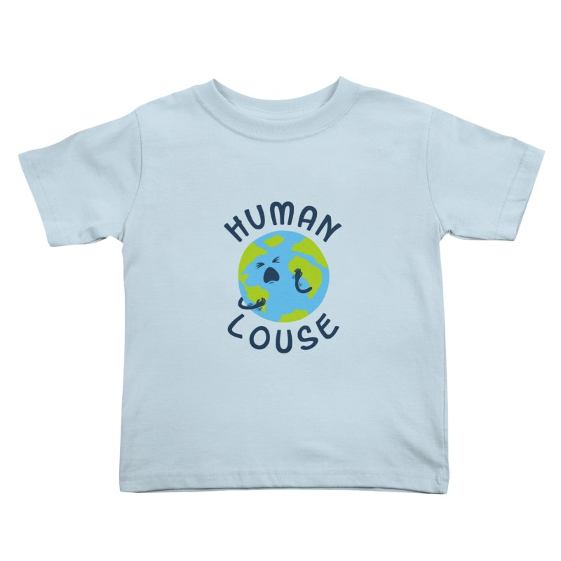 Human louse Kids Toddler T-Shirt by stereomode's Artist Shop