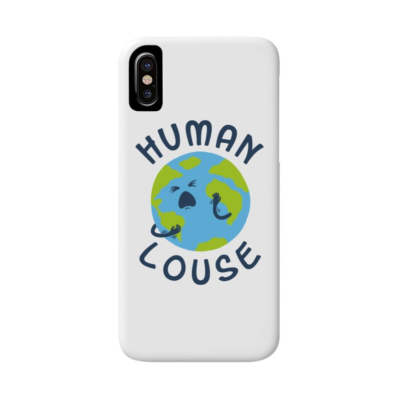 Human louse Accessories Phone Case by stereomode's Artist Shop