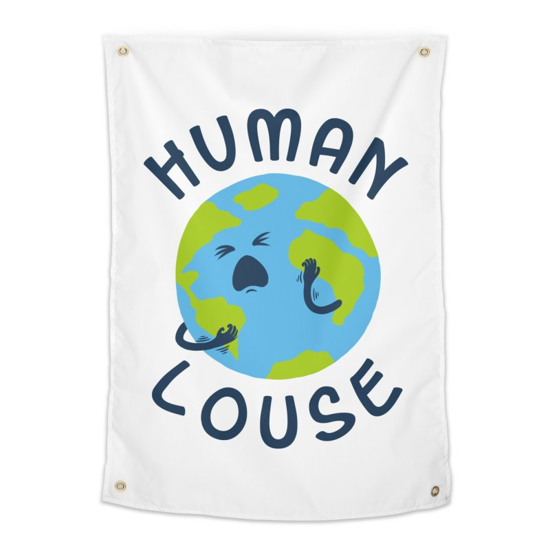 Human louse Home Tapestry by stereomode's Artist Shop