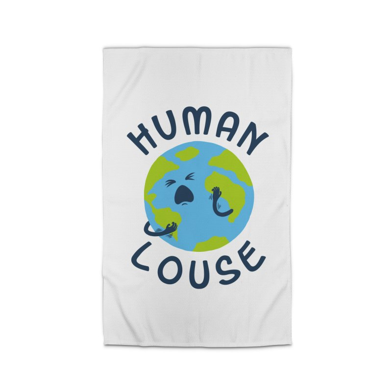 Human louse Home Rug by stereomode's Artist Shop
