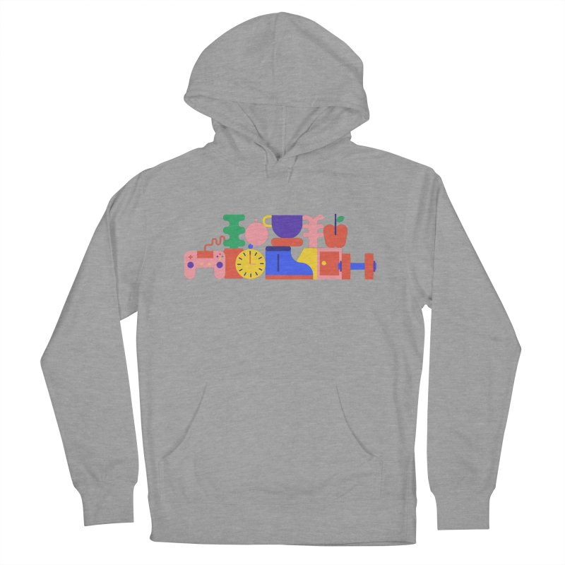 Daily inspiration Men's Pullover Hoody by stereoplastika's Artist Shop