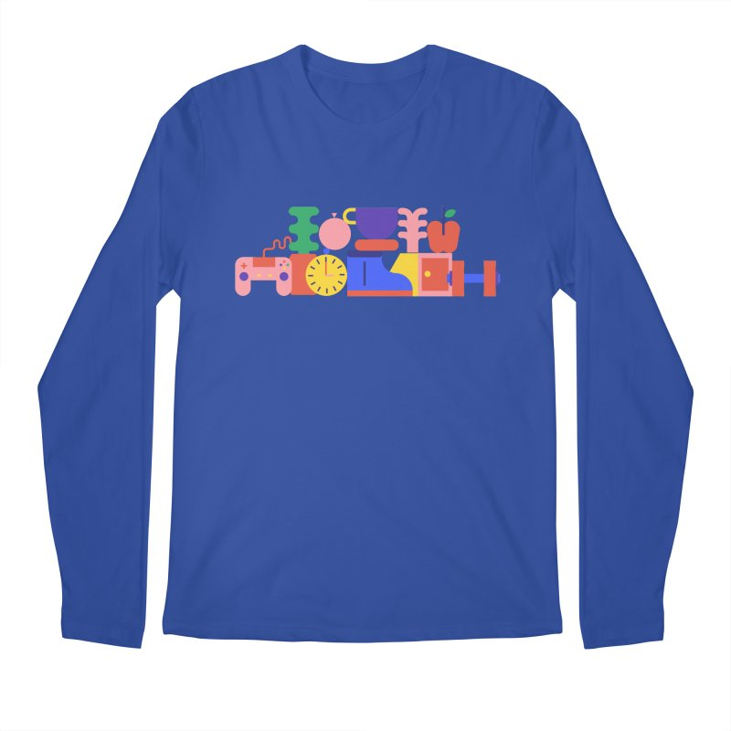 Daily inspiration Men's Regular Longsleeve T-Shirt by stereoplastika's Artist Shop