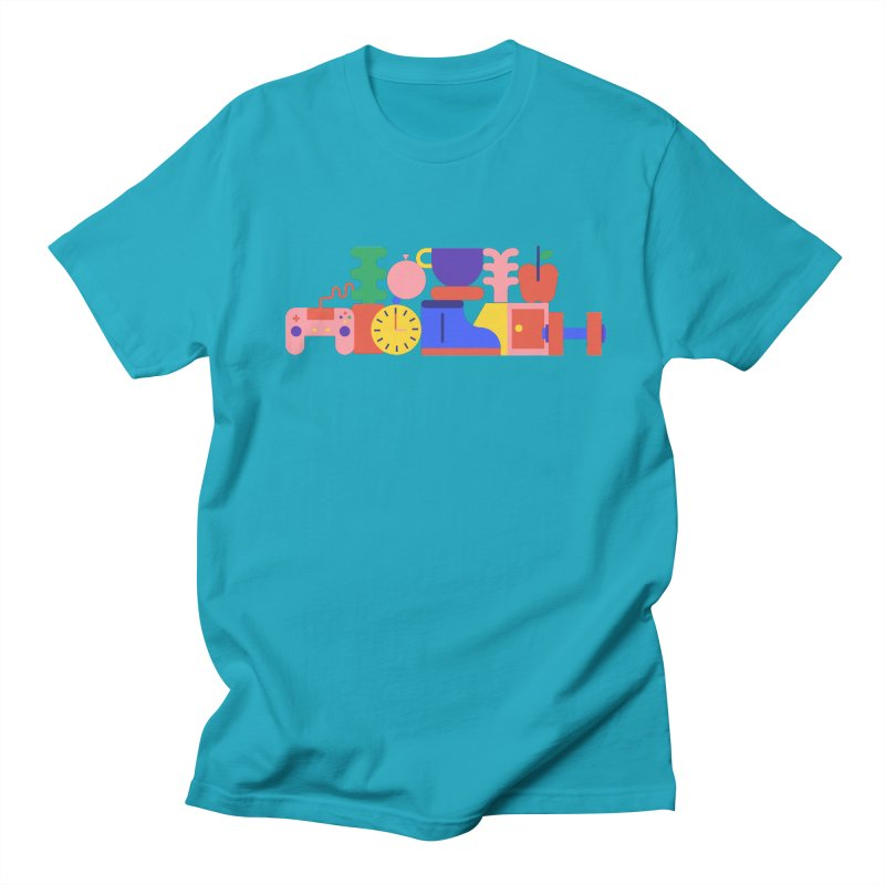 Daily inspiration Men's T-Shirt by stereoplastika's Artist Shop