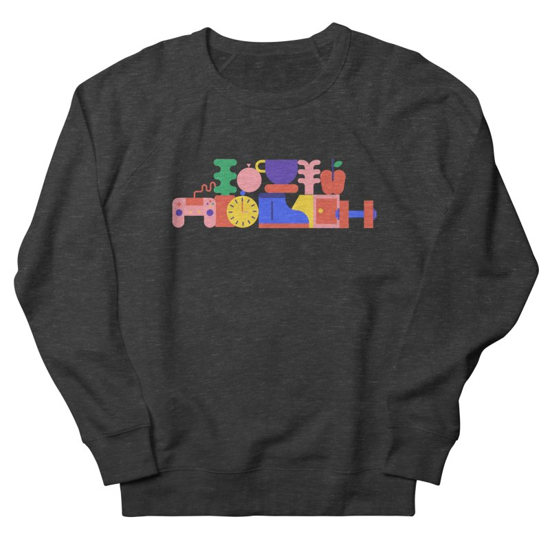 Daily inspiration Women's Sweatshirt by stereoplastika's Artist Shop