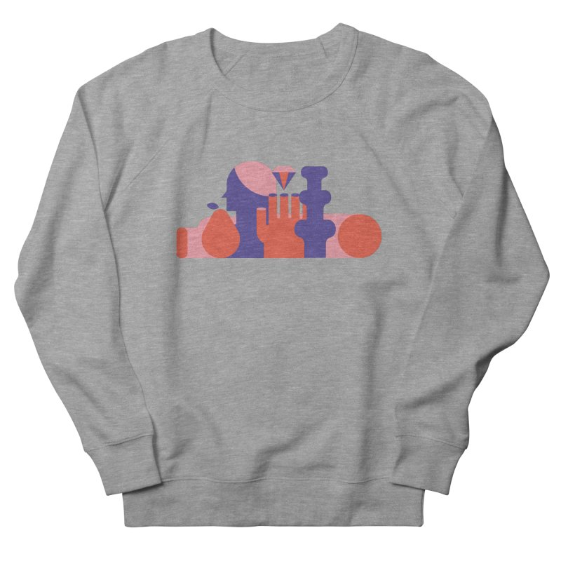 Still Life Men's French Terry Sweatshirt by stereoplastika's Artist Shop