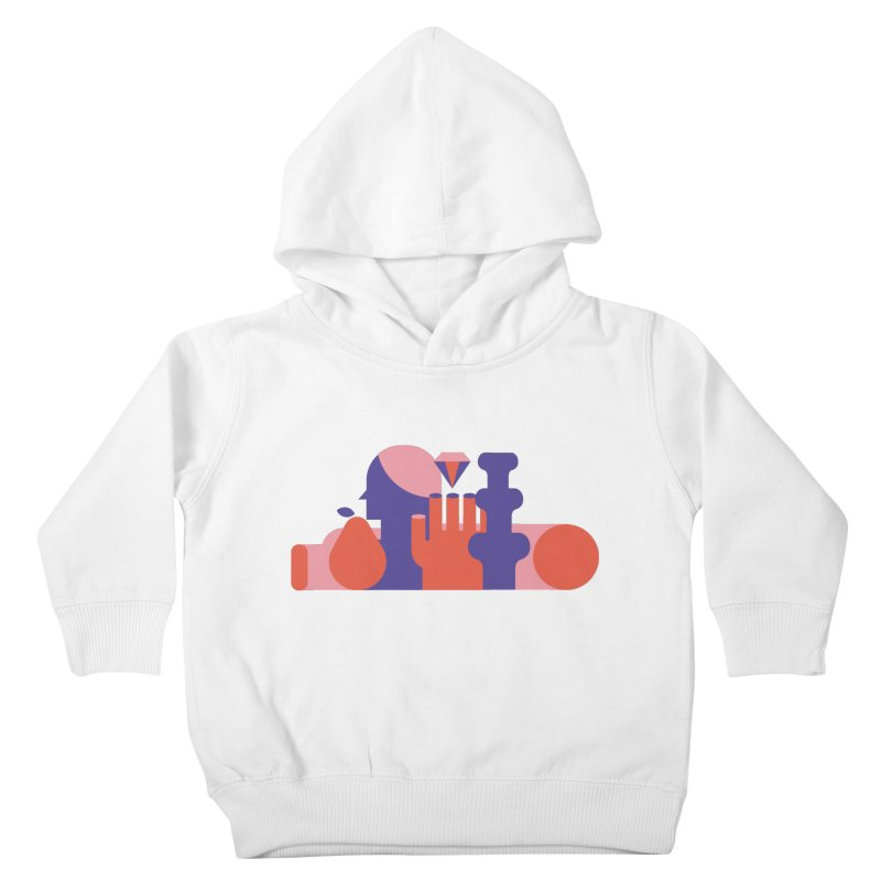 Still Life Kids Toddler Pullover Hoody by stereoplastika's Artist Shop