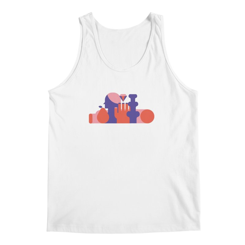Still Life Men's Regular Tank by stereoplastika's Artist Shop