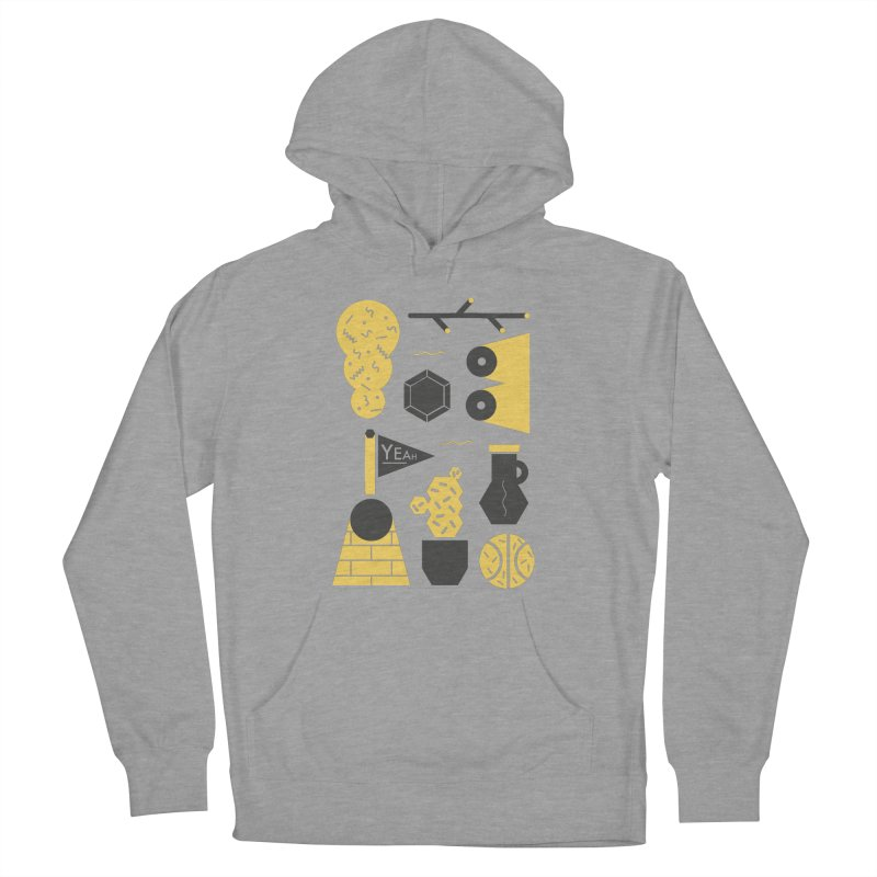 Yeah! Men's Pullover Hoody by stereoplastika's Artist Shop