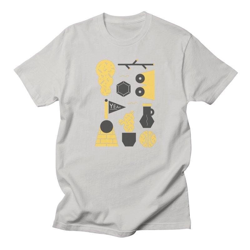 Yeah! Women's Unisex T-Shirt by stereoplastika's Artist Shop