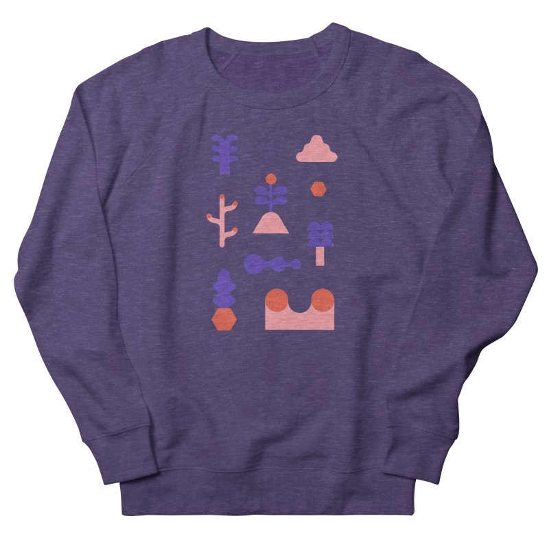 Love nature Women's Sweatshirt by stereoplastika's Artist Shop