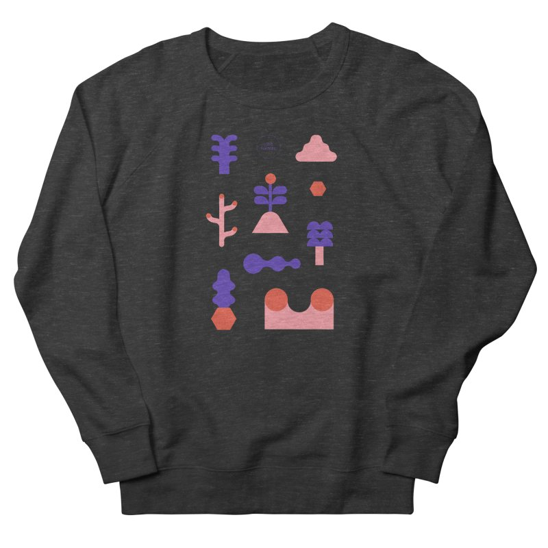 Love nature Men's French Terry Sweatshirt by stereoplastika's Artist Shop