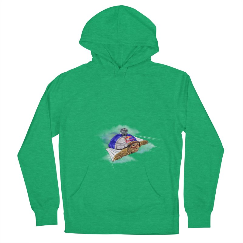 AT LAST I CAN FLY Women's Pullover Hoody by steveash's Artist Shop