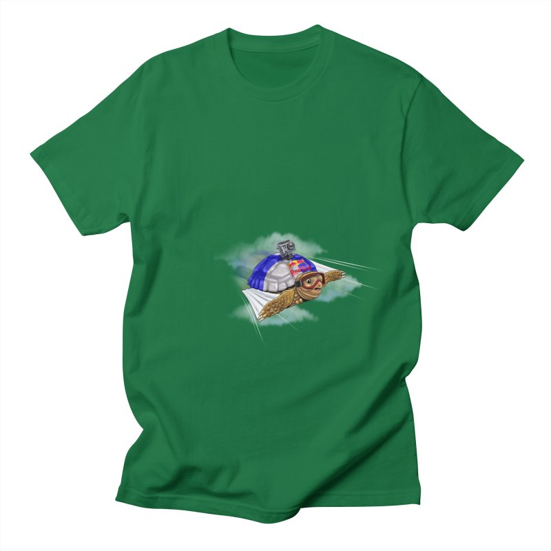 AT LAST I CAN FLY Women's Unisex T-Shirt by steveash's Artist Shop