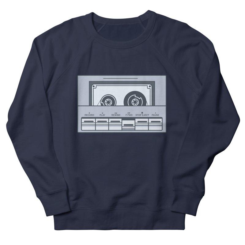 FAST FORWARD Men's French Terry Sweatshirt by steveash's Artist Shop