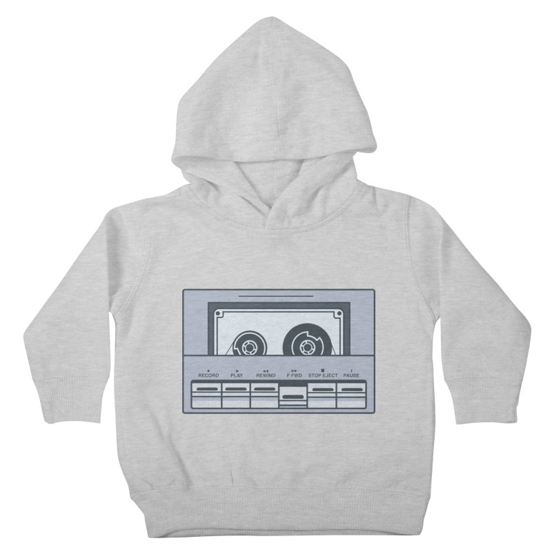 FAST FORWARD Kids Toddler Pullover Hoody by steveash's Artist Shop