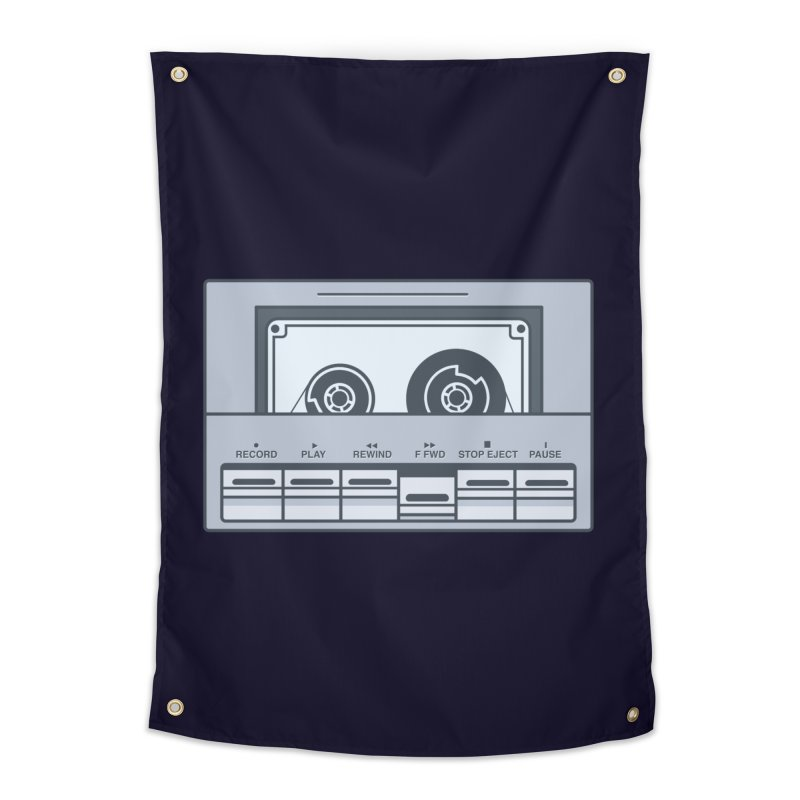 FAST FORWARD Home Tapestry by steveash's Artist Shop